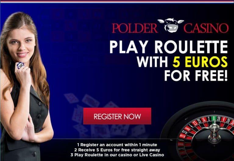 polder casino 5 euro